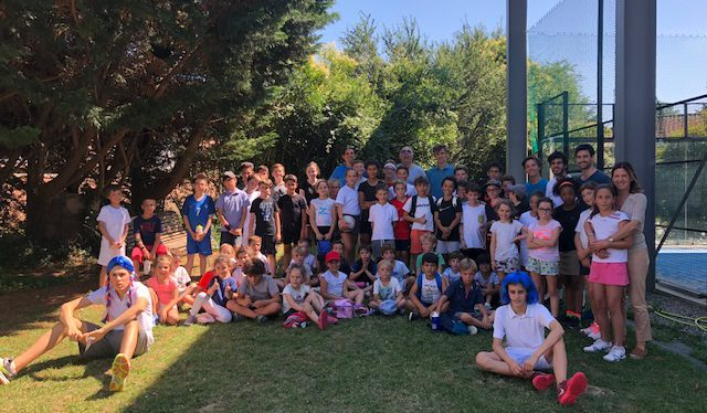 Stage Multisports Enfants 2019